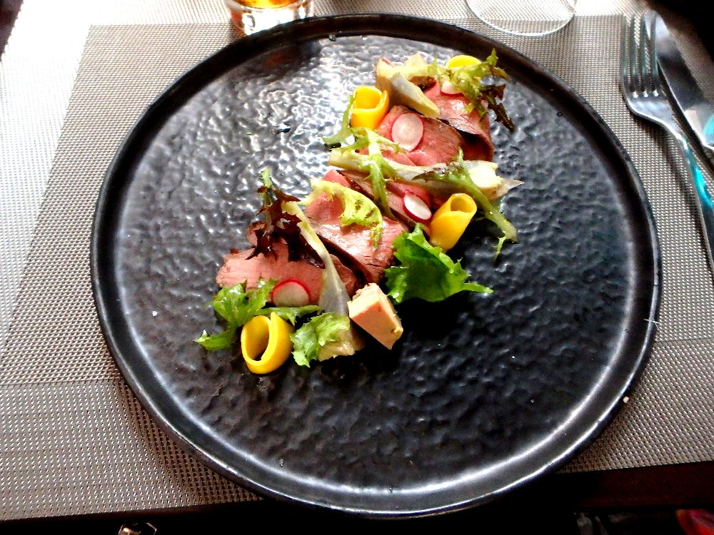 Prix Menus Restaurant Bilboquet