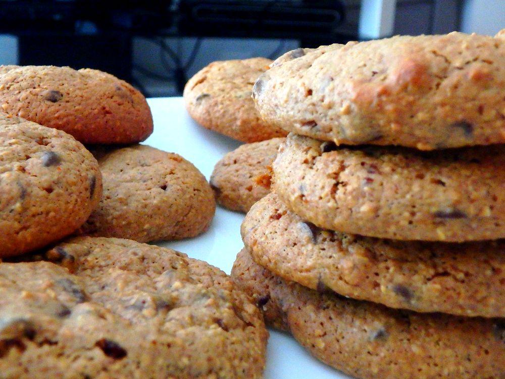 cookie moelleux sans beurre