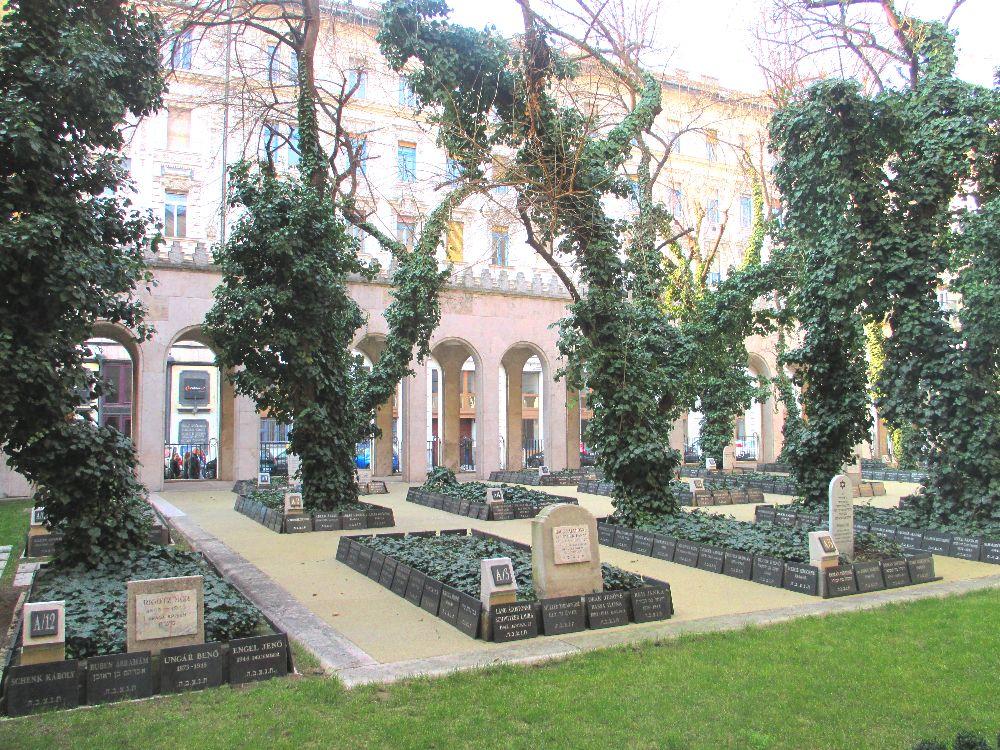 Budapest mémorial
