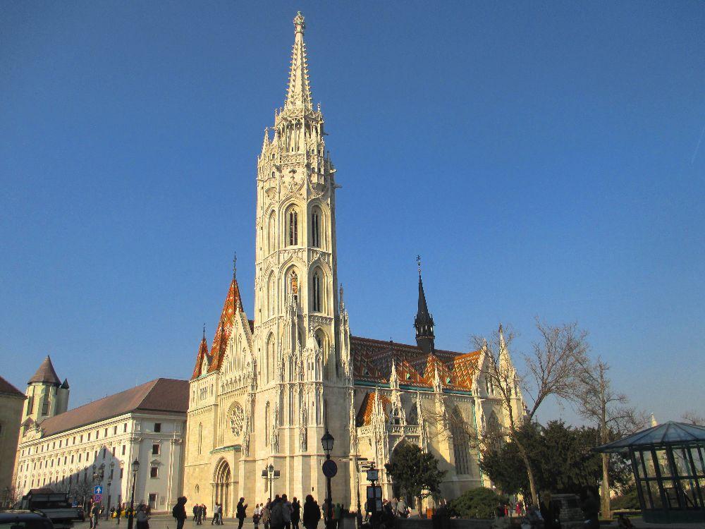 Saint Mathias budapest