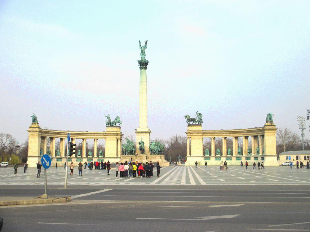 Héros Budapest