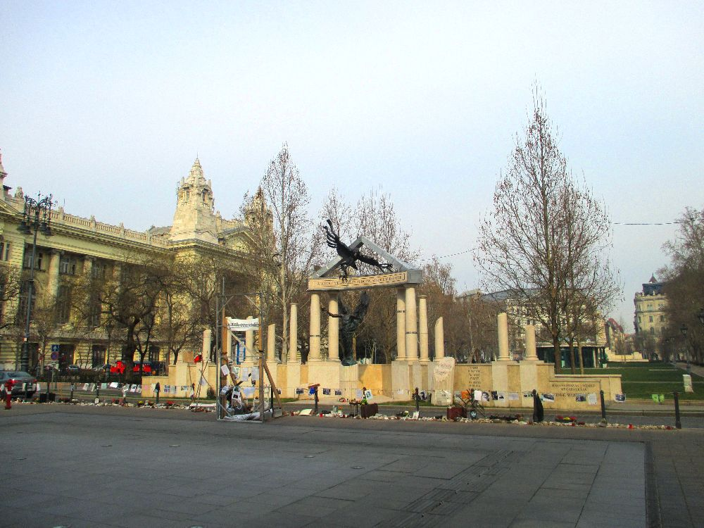 mémorial Budapest