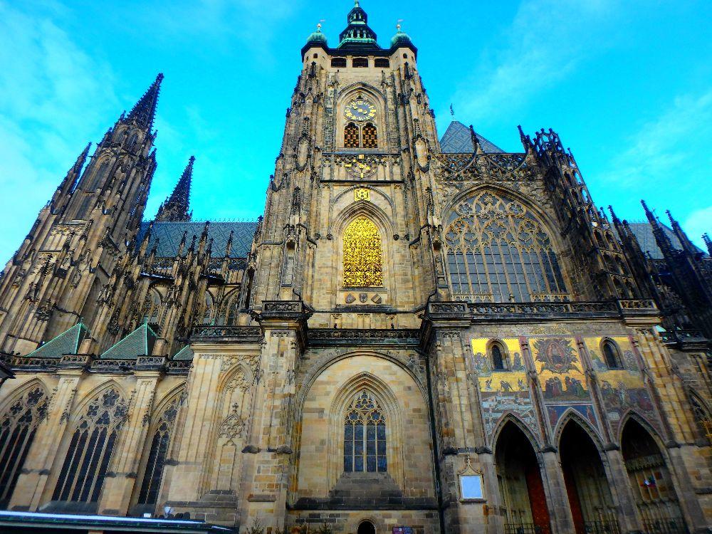 La Cathédrale St Guy de Prague