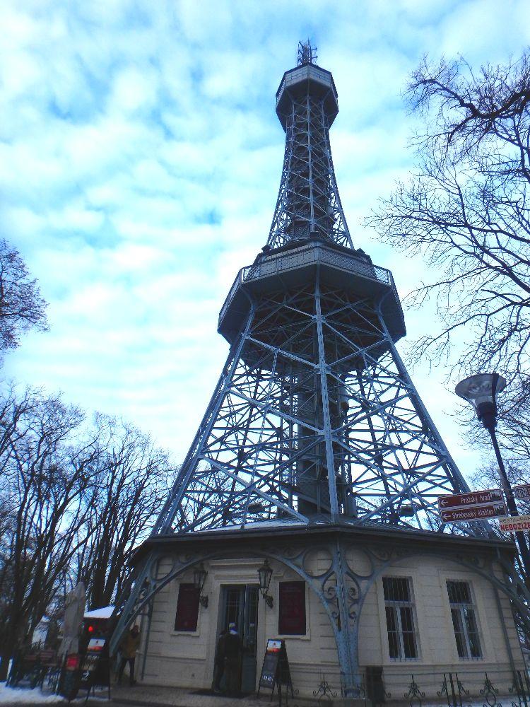 Tour eiffel Prague