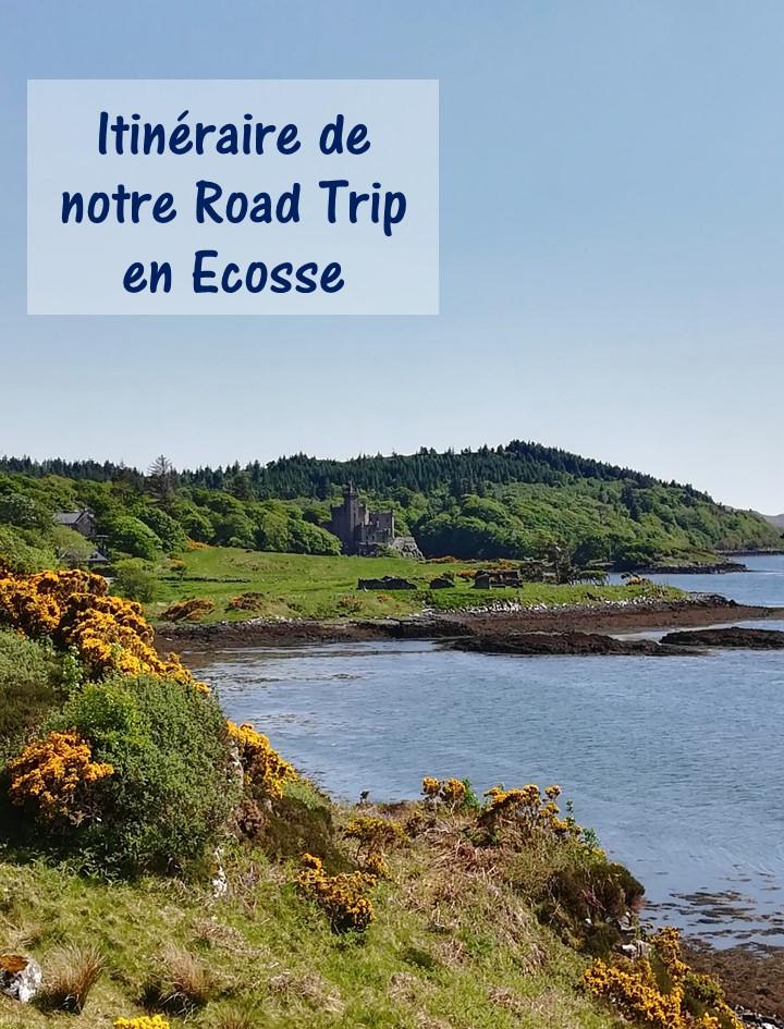 Découvrez l'itinéraire de Road Trip en Ecosse et sur l'Ile de Skye. Au programme des idées de randonnées et de balades dans les Highlands mais aussi les lieux incontournables à visiter !