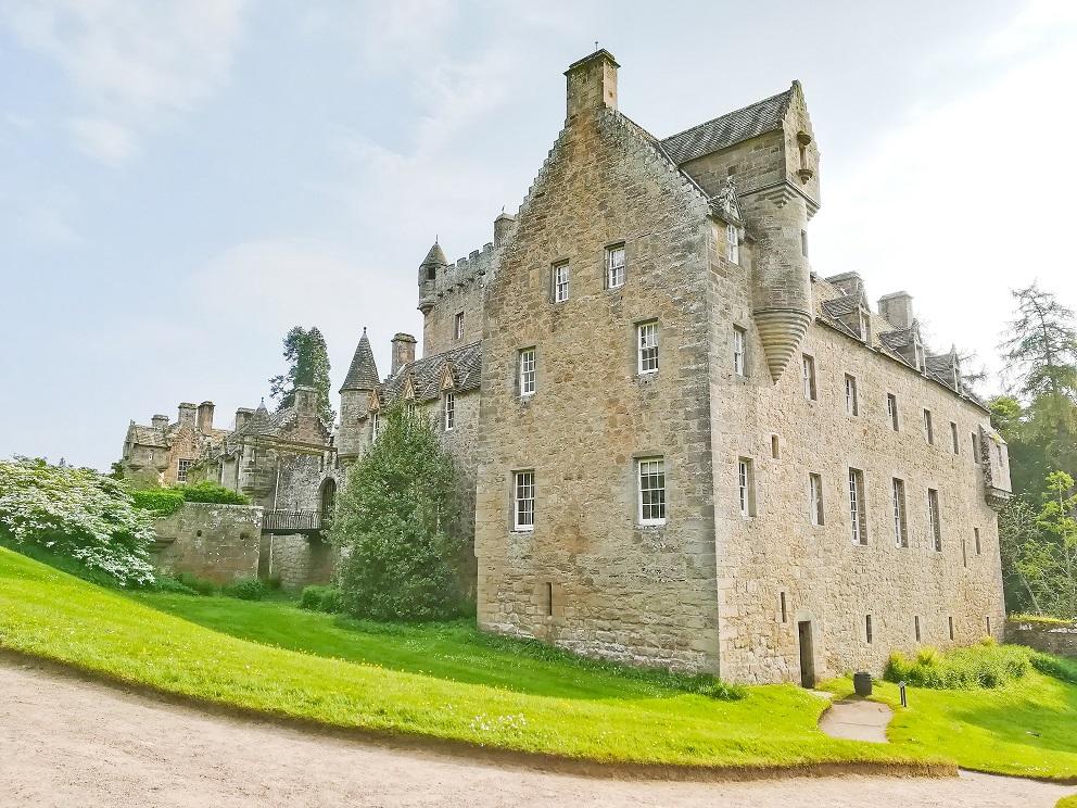 Le château de Cawdor en Ecosse