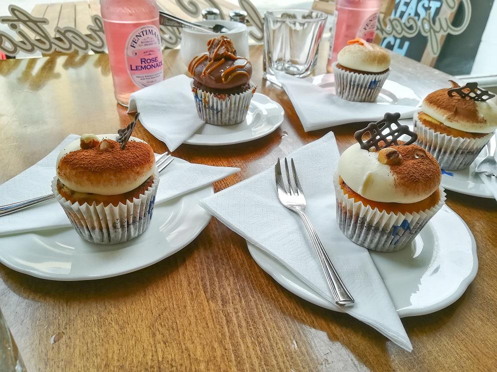Une belle découverte avec la pâtisserie Cuckoos Bakery à Edimbourg