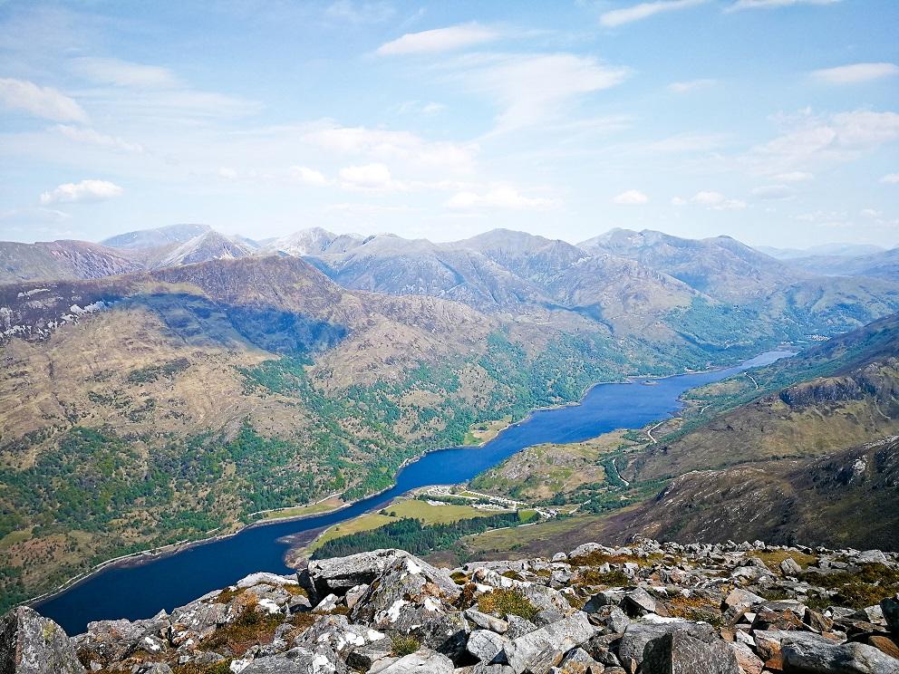 Scottish Hike